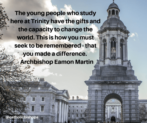 Archbishop-Eamon-Trinity-quote